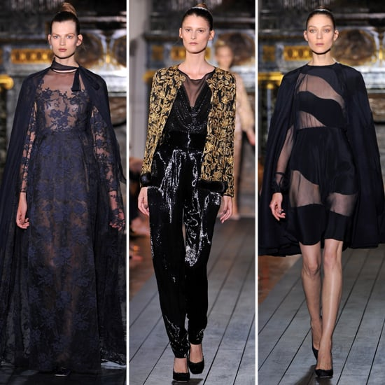 Valentino Couture Fall 2012 Collection Pictures