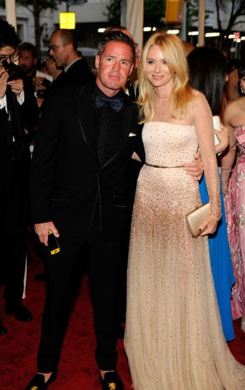 Ben Watts and Naomi Watts