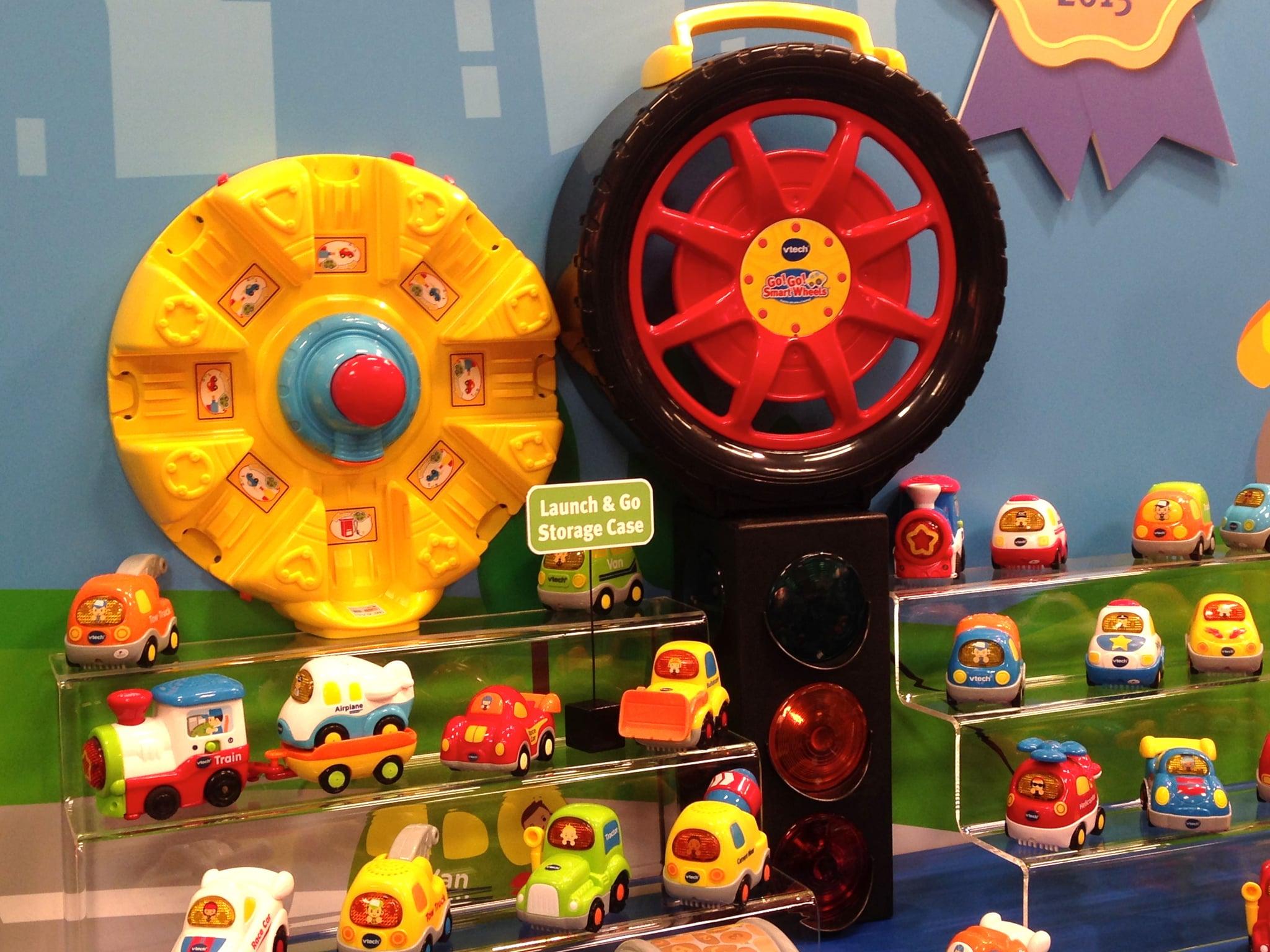 Go! Go! Smart Wheels Launch & Go Storage Case