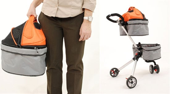 New Product Alert! Quadro Stroller