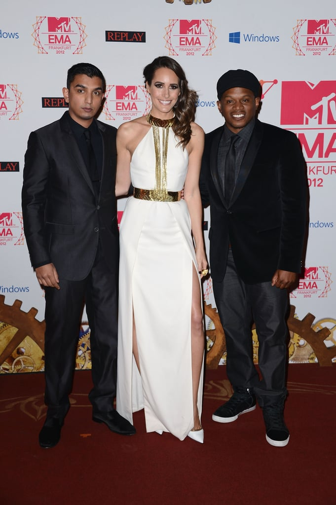 Tim Kash, Louise Roe and Sway