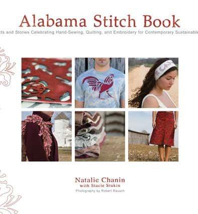 Home Library:  Alabama Stitch Book