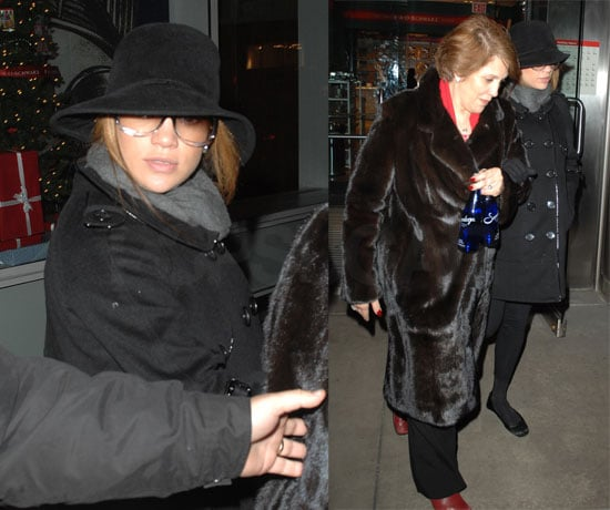 Jennifer Lopez Is Back in Black and NYC