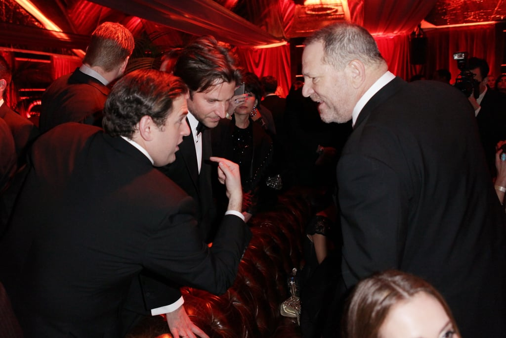Rob, Leo, J Lo and More Celebrate the Globes With The Weinstein Company