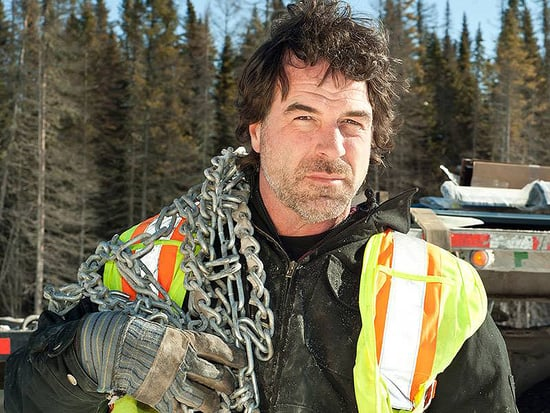 Ice Road Truckers Star Darrell Ward Dead at 52