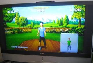 geeksugar's 30 Day EA Sports Active Challenge 2009-06-17 14:00:13