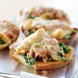 Monday's Leftovers: Italian Tuna Melts