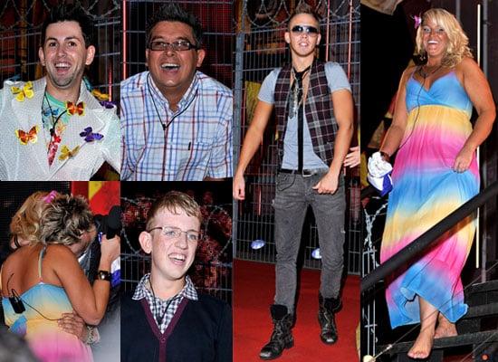 Pictures of Josie Winning Big Brother 11 Final Kiss John James Plus Ultimate Big Brother's Chatelle, Preston, Nikki, Nasty Nick