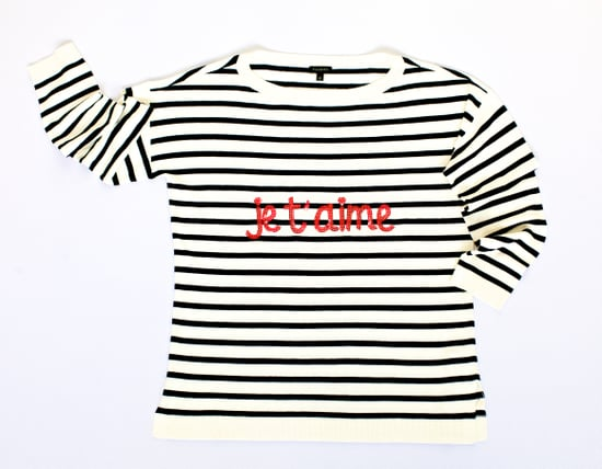 There's a Party in Paris and All We Got Were These Très Chic T-Shirts