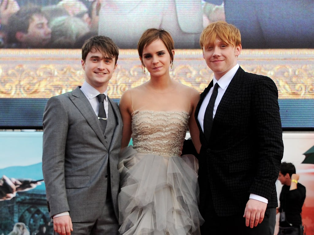 Harry Potter and the Deathly Hallows: Part 2 Premiere (2011)