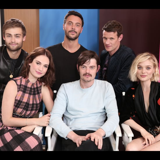 Pride and Prejudice and Zombies Comic-Con Interview