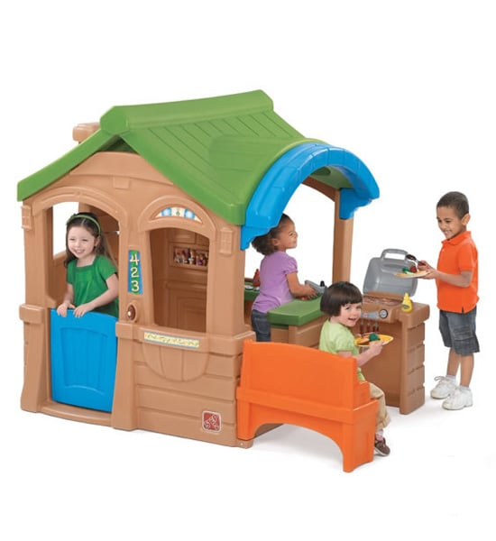 Step2 Gather & Grille Playhouse ($400)
