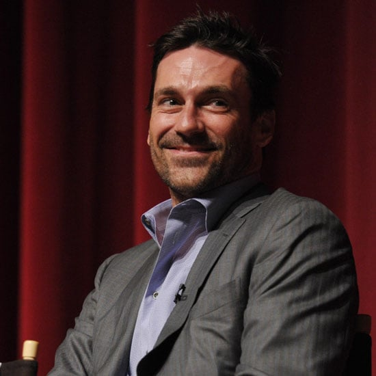 Pictures of Jon Hamm and Elisabeth Moss at Mad Men Screening