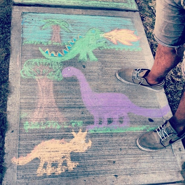 Play With Chalk