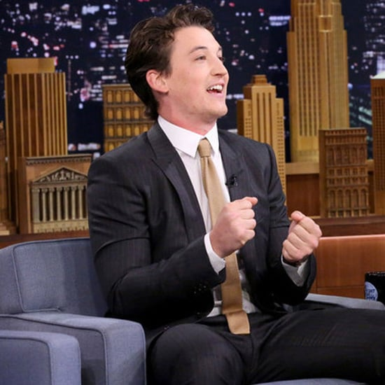Miles Teller on The Tonight Show March 2015 | Video