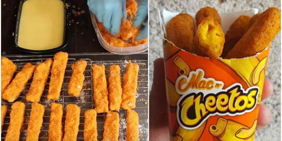 Pissed Off Chef Has Proof Burger King Stole His Mac N' Cheetos Idea