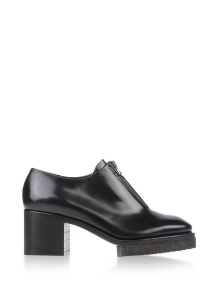 Acne Heeled Loafer