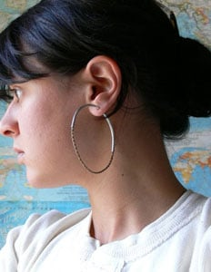 Pictures of Jewelry Made of Hair