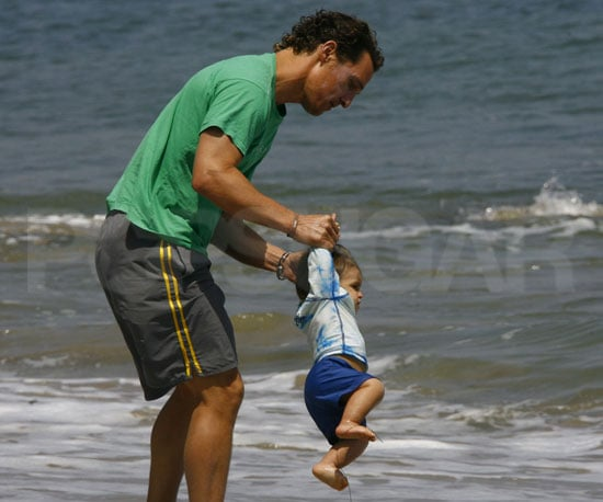 6. Matthew McConaughey