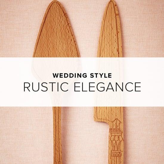 Rustic Wedding Theme | Shopping