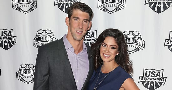 Michael Phelps, Fiancee Nicole Johnson Welcome Baby Boy — Find Out His Name!