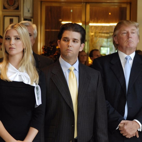 The Real Reason Donald Trump's Kids Aren't Voting For Him