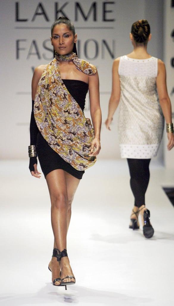 Lakme Fashion Week: Nikasha Tawadey Spring 2009
