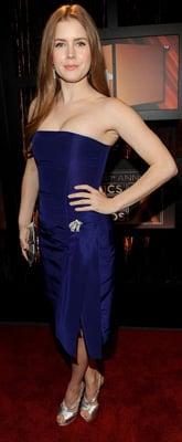 Critics' Choice Style: Amy Adams
