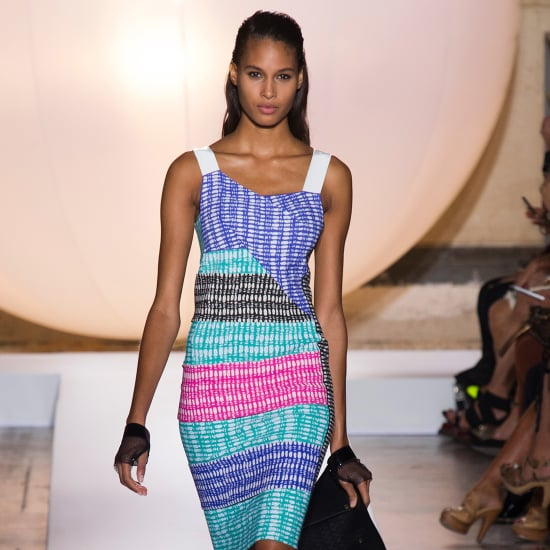 Roland Mouret Spring 2014: Contradiction Is Key