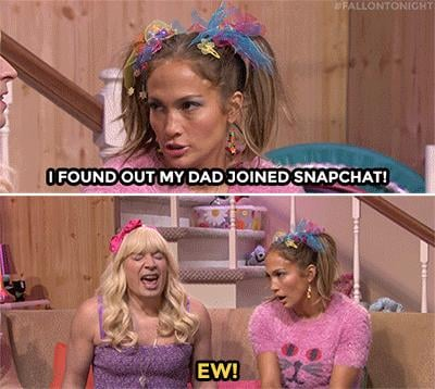 Signs You're Addicted to Snapchat