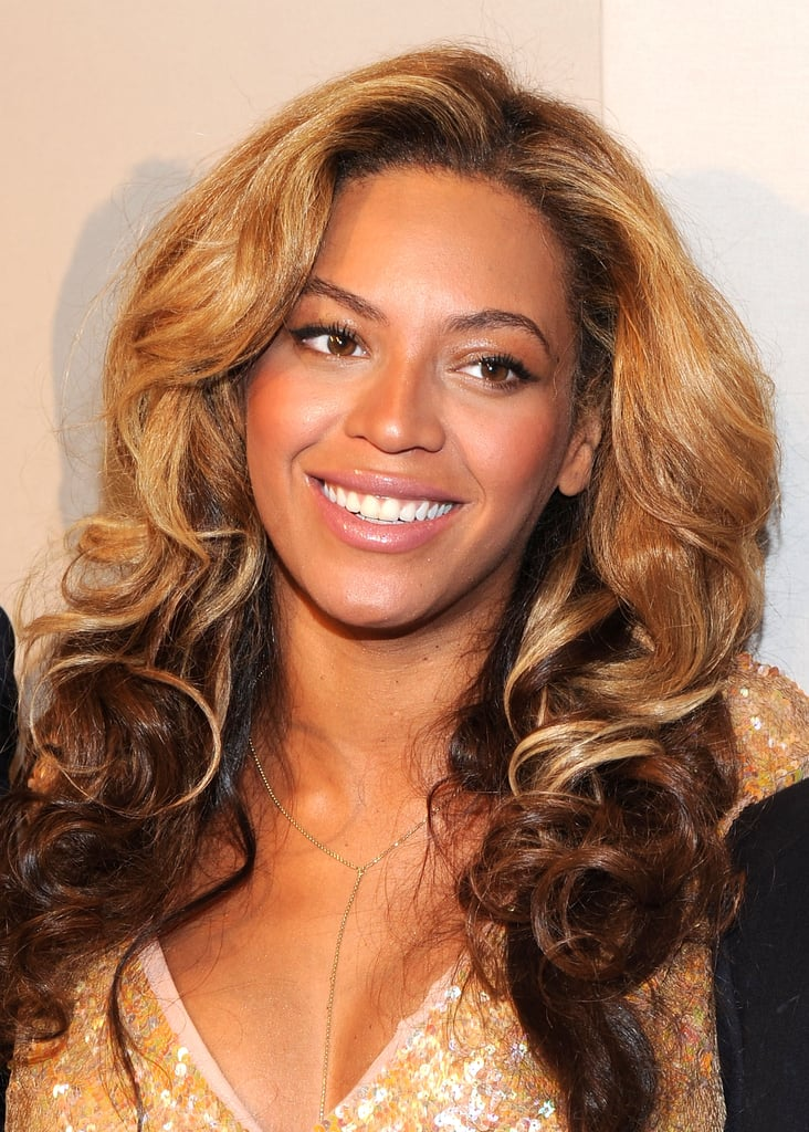 Beyoncé Knowles attended J.Crew and Vera Wang.