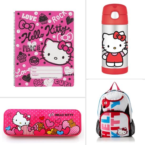 Hello Kitty Back-to-School Products