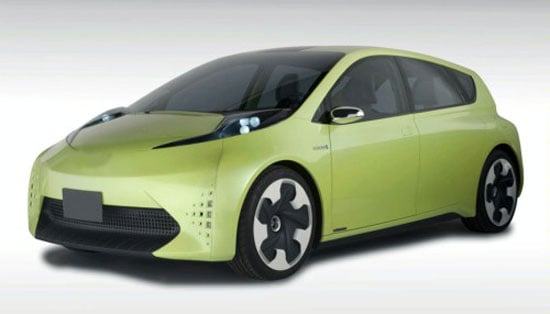 Which Car Manufacturer Says Its New Hybrid Was Inspired by the 8-Bit Generation of the '80s?