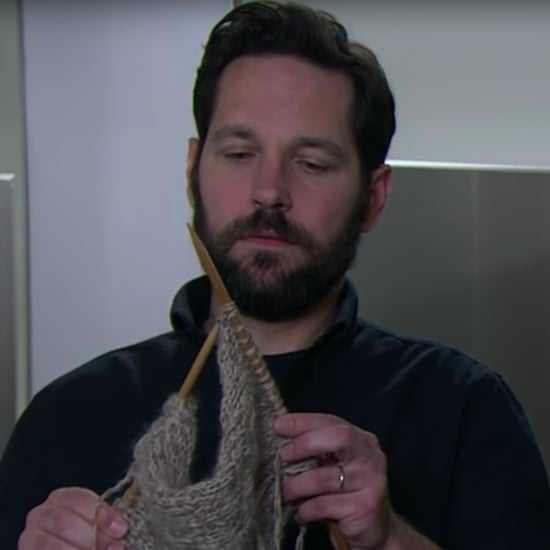 Paul Rudd James Corden Urinal Talk March 2016