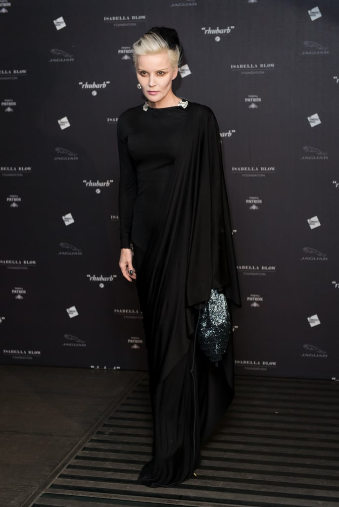 Daphne Guinness at Fashion Galore!
