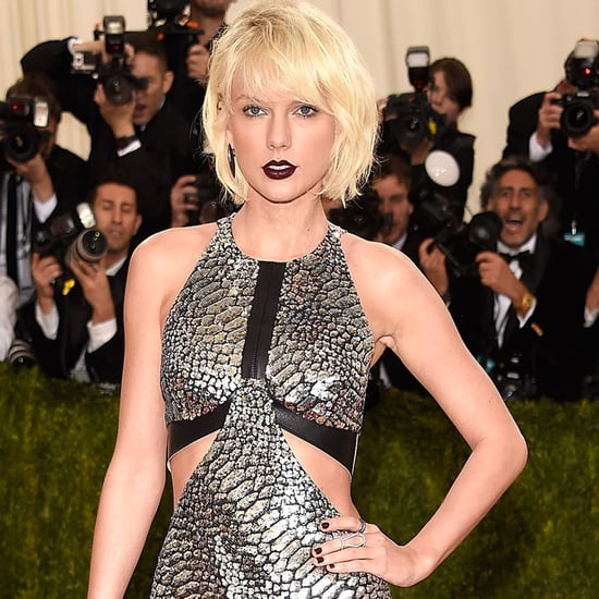 Taylor Swift at the 2016 Met Gala Photos