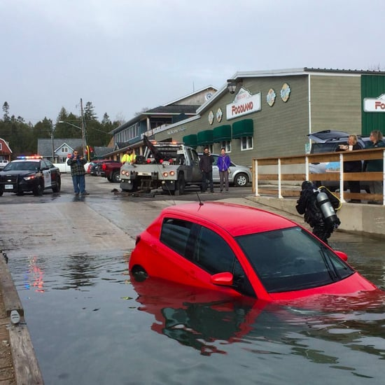 GPS Drives Woman Into a Lake