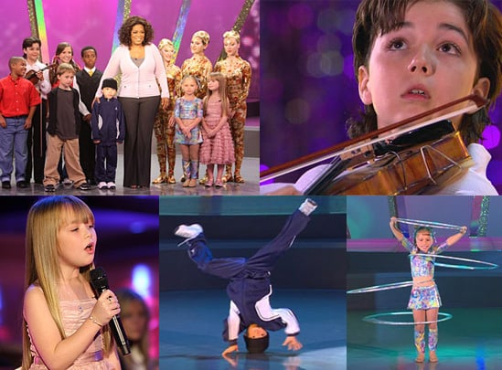 Tell Mommy: What's Your Child's Special Talent?