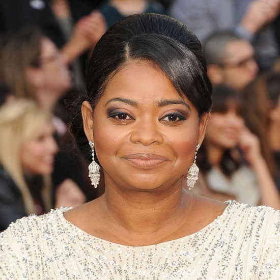 Octavia Spencer From the Front