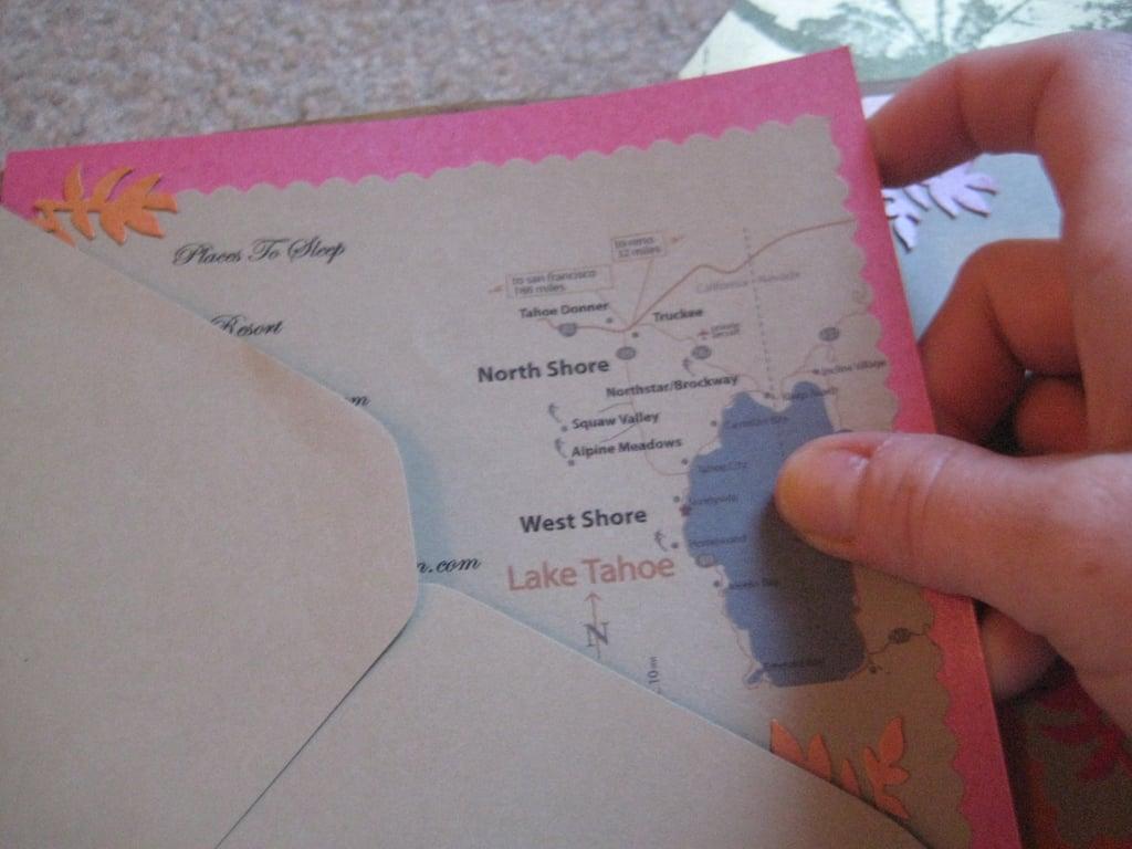 Wedding Invite: Step by Step