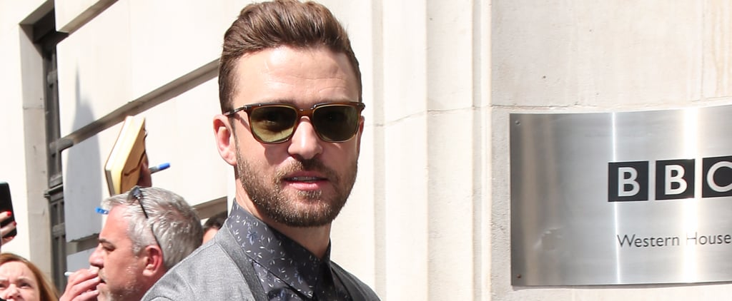 Justin Timberlake's Latest Appearance Will Make You Want to Dance, Dance, Dance, Dance