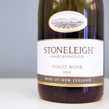 2010 Stoneleigh Pinot Noir Review