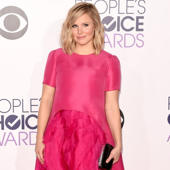 Kristen Bell Returns to the Red Carpet Just 3 Weeks After Giving Birth