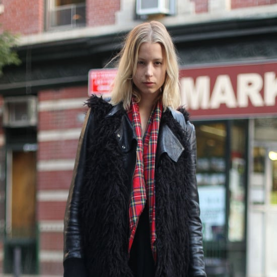 How to Wear Winter Leather   Video