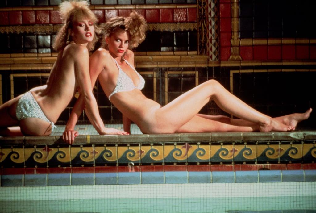Darlanne Fluegel and Lisa Taylor, The Eyes of Laura Mars