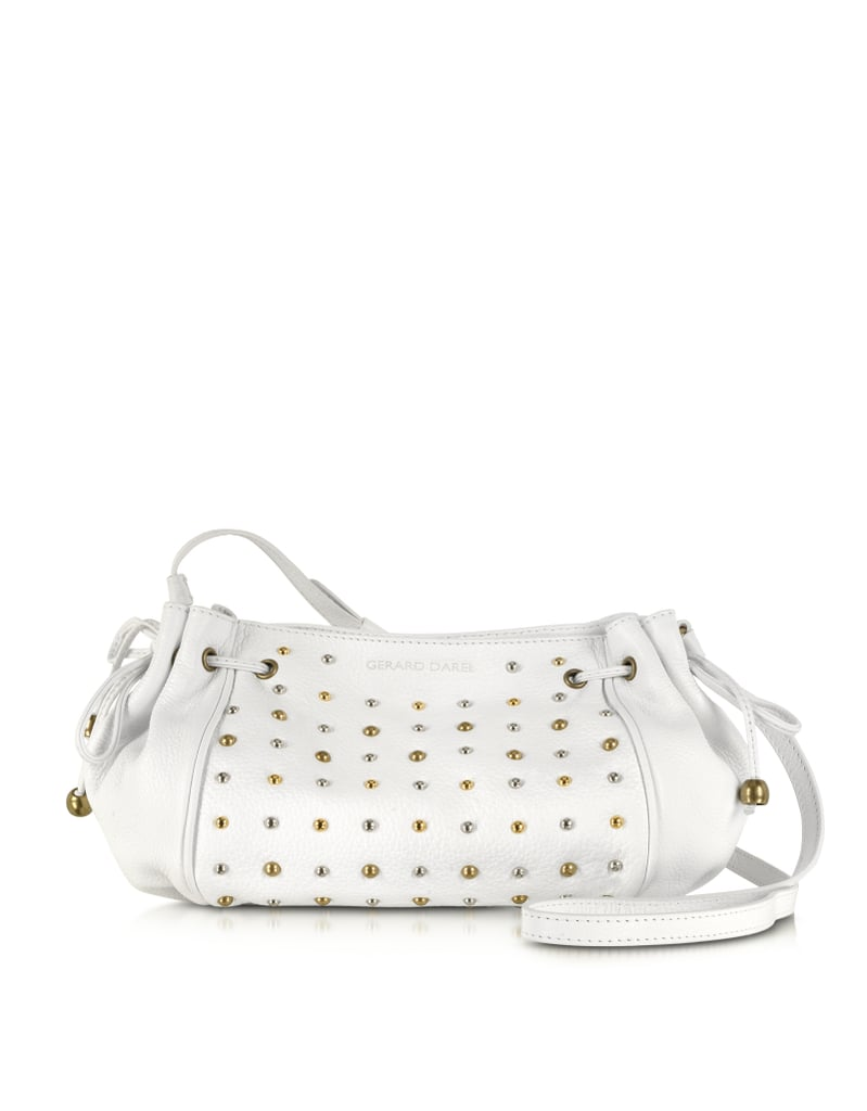 Gerard Darel Studded Shoulder Bag