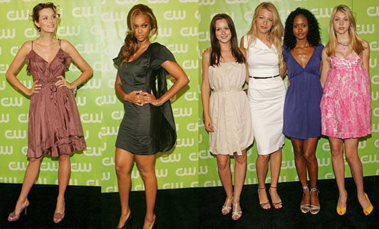 CW Upfronts Bring Out the Ladies