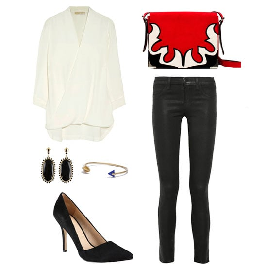How to Style Fall Outfits 2012