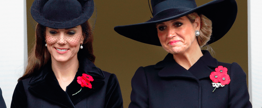 The Moving Reason Kate Middleton Wore All Black