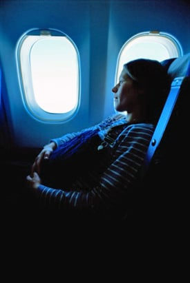 Airplane Travel While Pregnant